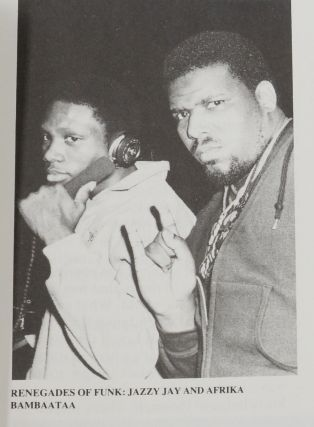The Rap Attack: African Jive to New York Hip-Hop