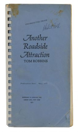 Another Roadside Attraction. Tom Robbins