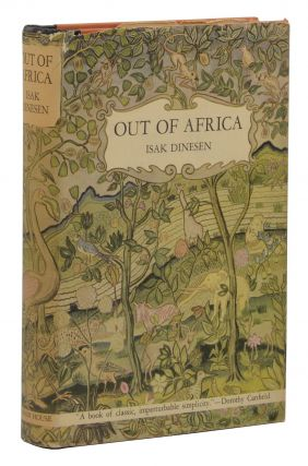 Out of Africa. Isak Dinesen, Karen Blixen