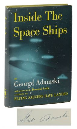 Inside the Space Ships. George Adamski, Desmond Leslie, Foreword