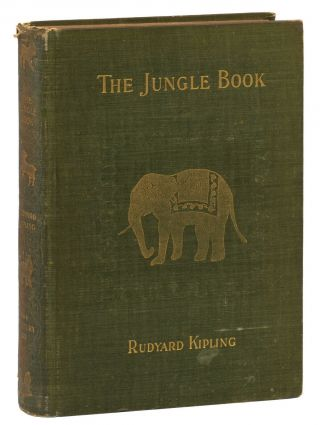 The Jungle Book. Rudyard Kipling