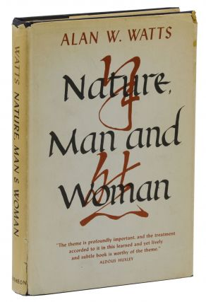 Nature, Man and Woman. Alan Watts