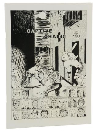 Captive Chains. Raymond Pettibon