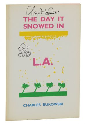 The Day it Snowed in L.A. Charles Bukowski