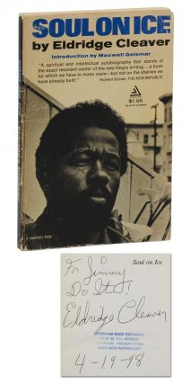 Soul on Ice. Eldridge Cleaver