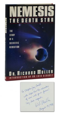 Nemesis: The Death Star, the Story of a Scientific Revolution. Richard Muller, Luis Alvarez,...