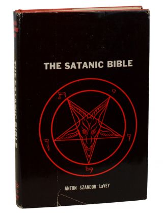 The Satanic Bible. Anton Szandor LaVey, Michael Aquino, Introduction