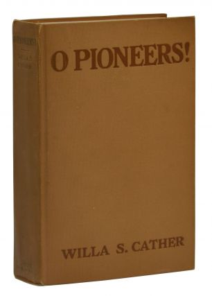 O, Pioneers! Willa Cather