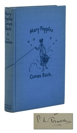 Mary Poppins Comes Back. P. L. Travers