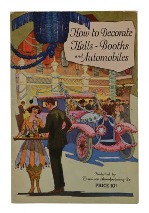 How to Decorate Halls, Booths and Automobiles
