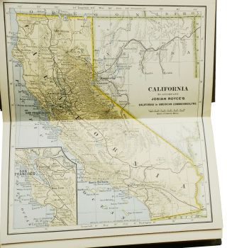 California: From the Conquest in 1846 to the Second Vigilance Committee in San Francisco, A Study of American Character