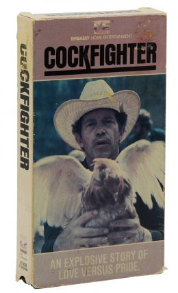 Cockfighter. Charles Willeford, Roger Corman, Screenplay, Director
