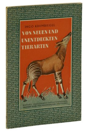Von neuen und unentdeckten tierarten (On New and Undiscovered Animal Species). Ingo Krumbiegel