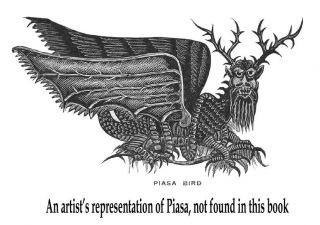 """The Piasa: An Indian Tradition of Illinois"" in The Family Magazine: or, Monthly Abstract of General Knowledge, Vol. IV"
