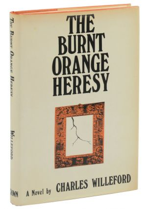 The Burnt Orange Heresy. Charles Willeford
