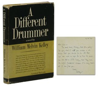 A Different Drummer. William Melvin Kelley