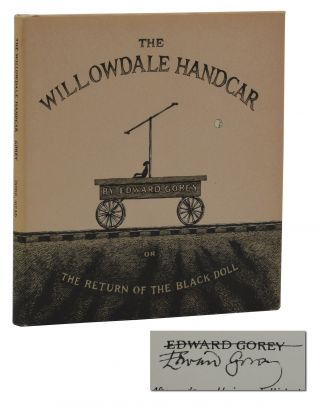 The Willowdale Handcar. Edward Gorey