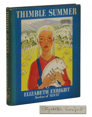 Thimble Summer. Elizabeth Enright
