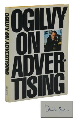 Ogilvy on Advertising. David Ogilvy