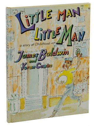 Little Man Little Man: A Story of Childhood