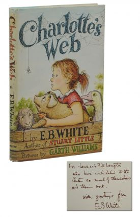 Charlotte's Web. E. B. White, Garth Williams, Illustrations