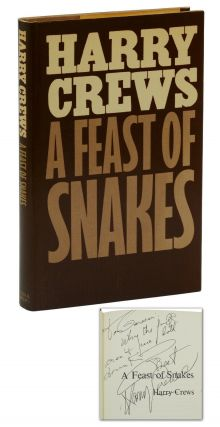A Feast of Snakes. Harry Crews