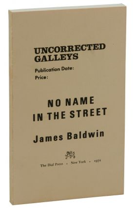 No Name in the Street. James Baldwin