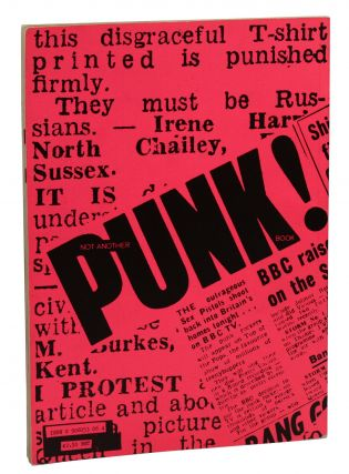 Not Another PUNK! Book