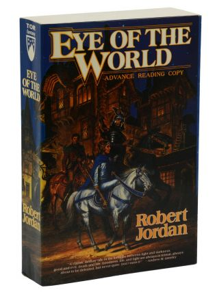 Eye of the World. Robert Jordan