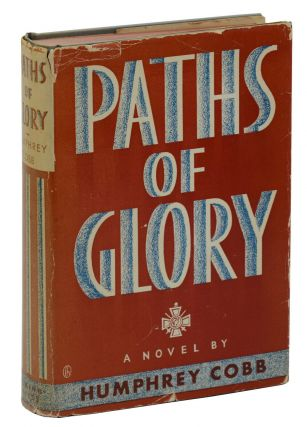 Paths of Glory. Humphrey Cobb