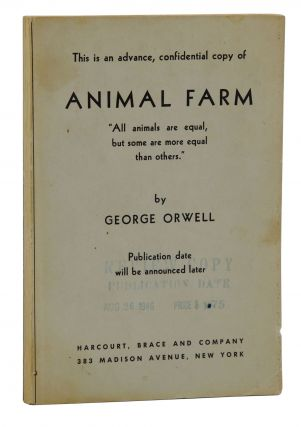 Animal Farm. George Orwell