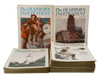 The Dearborn Independent: Chronicler of Neglected Truth, May 23, 1925 - Dec. 31, 1927 (90 Issues)