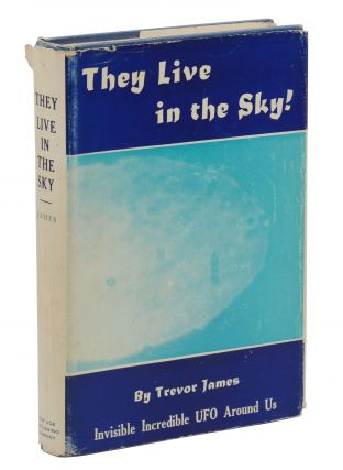 They Live in the Sky! Constable, Trevor James