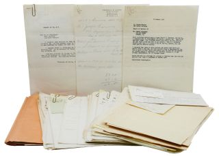 Archive of a New Orleans Private Detective Agency 1952-1957. Fremeaux, Investigators Curry