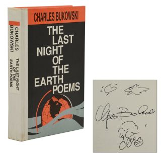 The Last Night of the Earth Poems. Charles Bukowski