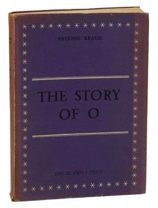 The Story of O. Pauline Reage, Anne Desclos, Jean Paulhan, Preface