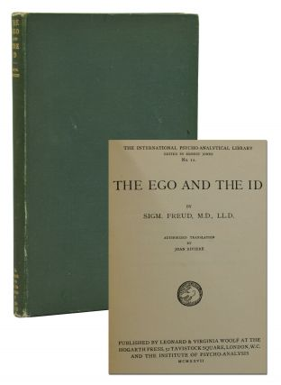 The Ego and the Id. Sigmund Freud