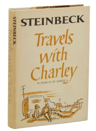 Travels with Charley: In Search of America. John Steinbeck