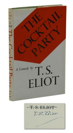 The Cocktail Party. T. S. Eliot