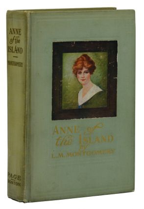 Anne of the Island. L. M. Montgomery