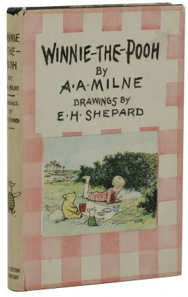 Winnie the Pooh. A. A. Milne, E. H. Shepard, Illustrations