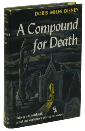 A Compound for Death. Doris Miles Disney