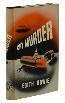 Cry Murder. Edith Howie