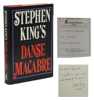 Danse Macabre. Stephen King