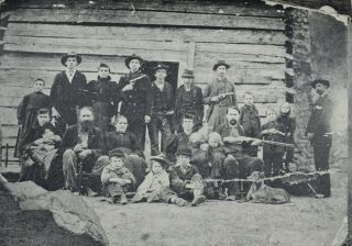 The Devil's Brigade: The Story of the Hatfield-McCoy Feud