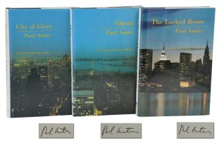 The New York Trilogy: City of Glass, Ghosts, The Locked Room. Paul Auster