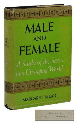 Male and Female. Margaret Mead
