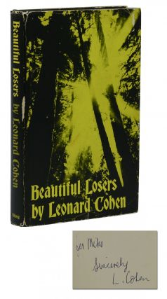 Beautiful Losers. Leonard Cohen