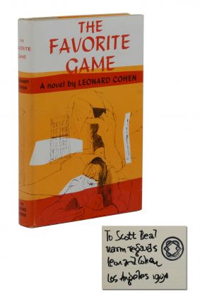 The Favorite Game. Leonard Cohen