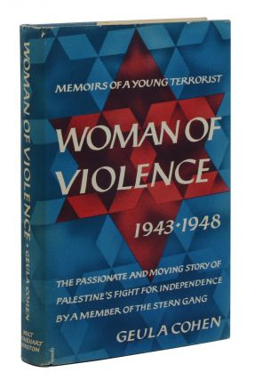 Woman of Violence. Geula Cohen